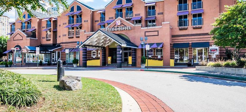 BaltimoreCurio By Hotel Pier Collection 5 Hilton Md 92IEDHYW